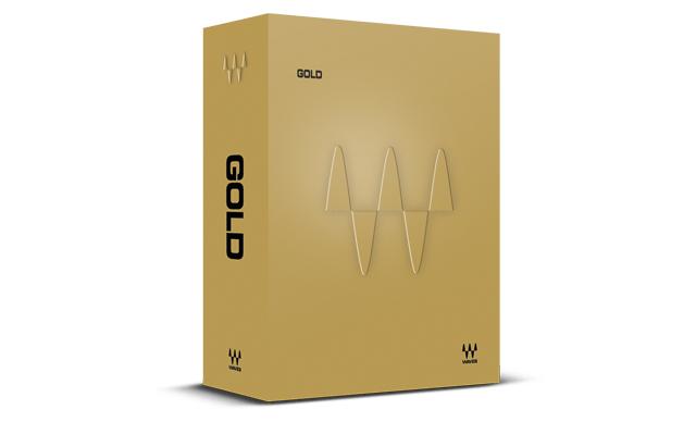 【DTM】Waves Gold Bundleレビュー