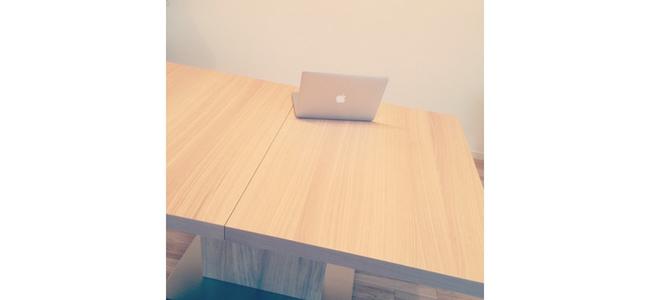 BoConcept のダイニングテーブル