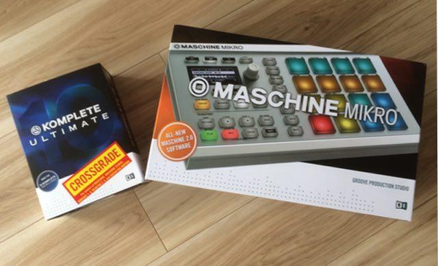 【DTM】Native Instruments Komplete 10 Ultimateを購入