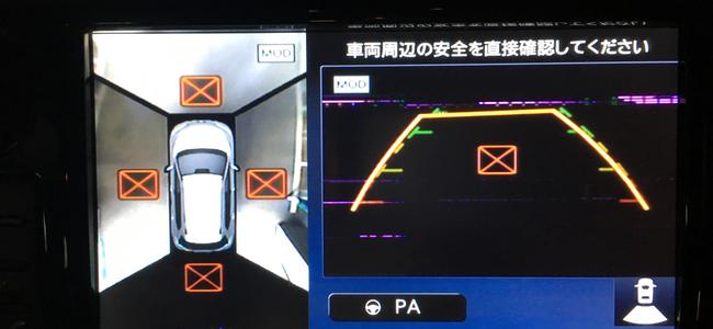 【エクストレイル整備】新型エクストレイルT32のバックビューカメラが壊れた・・