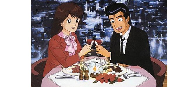 美味しんぼってすごいアニメだな