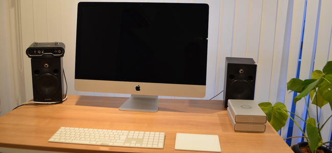 27インチiMac Retina 5Kディスプレイモデルがついに配送されてきたー!