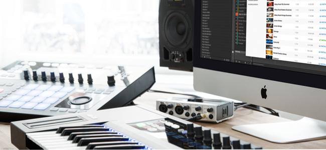 27インチiMac Retina 5KディスプレイモデルにDTMのソフトを再インストール中