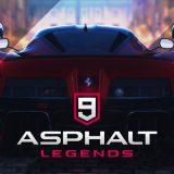 【今日のアプリ】モバイルレースゲーム「ASPHALT9 Legends」が爽快すぎて面白い