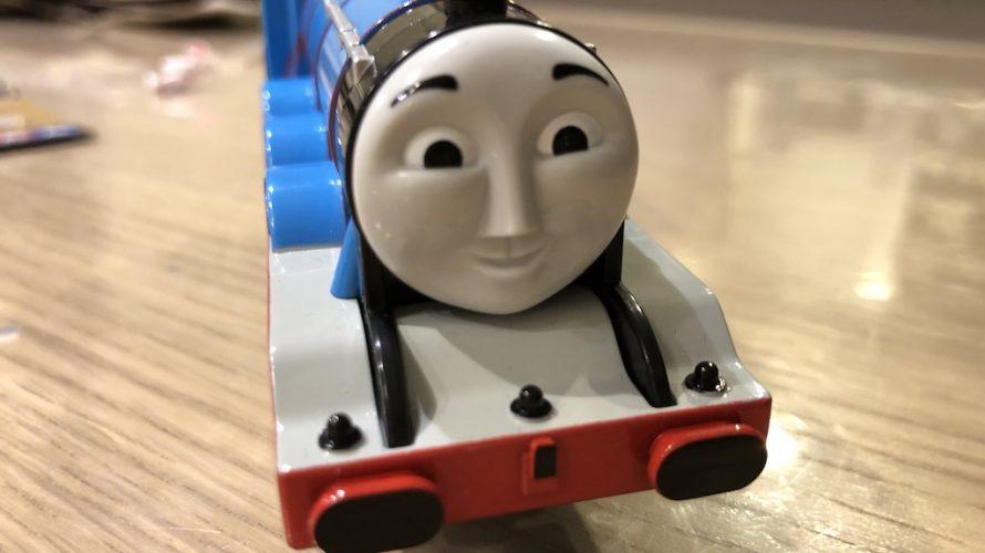 トーマスプラレールゴードンのモーターを交換したら爆速になった